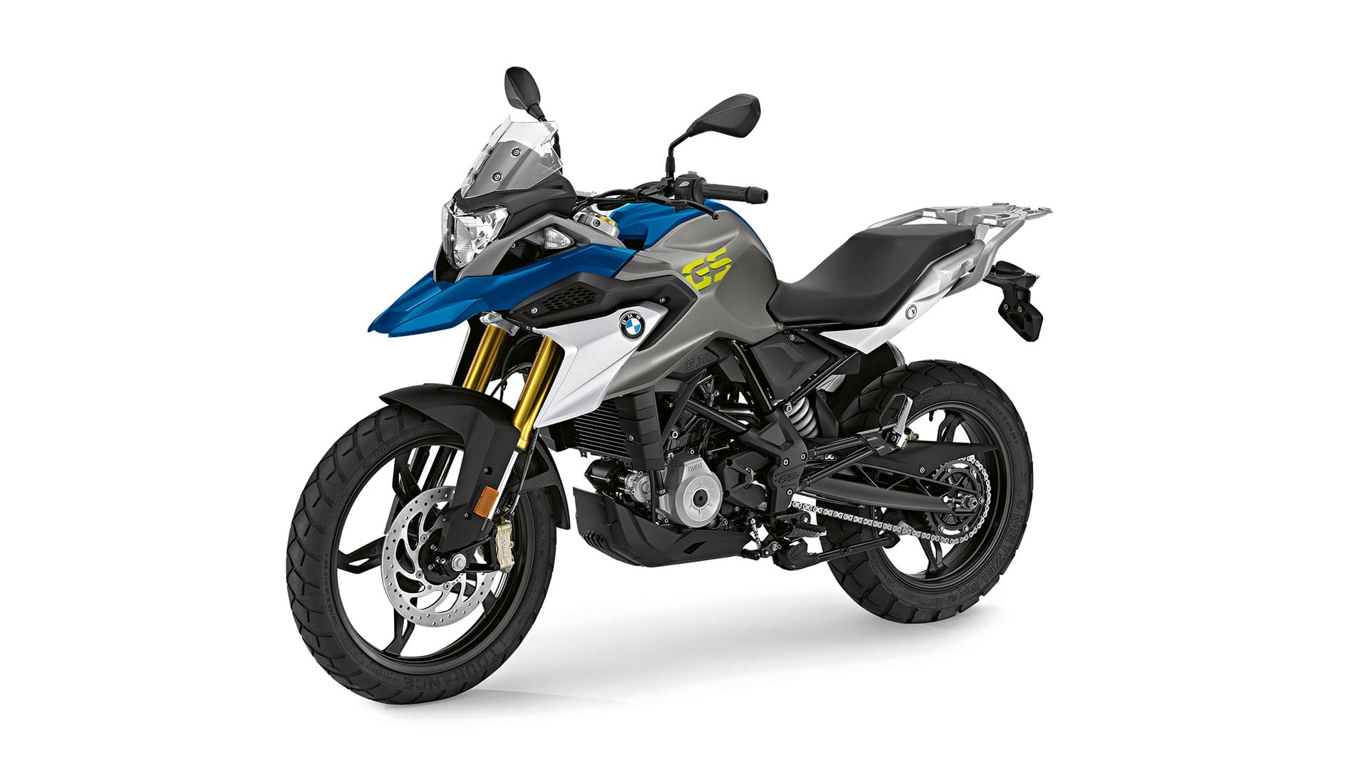 G 310 GS Strato blue metallic